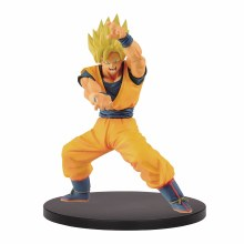 Dragon Ball Super Chosenshiretsuden Super Saiyan Goku Figure