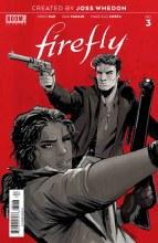 Firefly #3 (3rd Ptg)