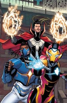 Ironheart #8