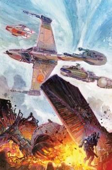 Star Wars Tie Fighter #4 (of 5