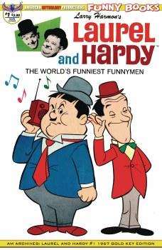 Am Archives Laurel & Hardy #1 Cvr A 1967