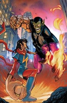 Ms Marvel Annual #1