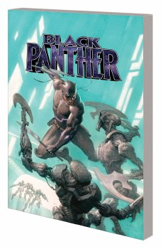 Black Panther TP Book 07 Inter