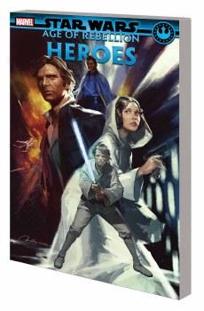 Star Wars Age of Rebellion TP Heroes