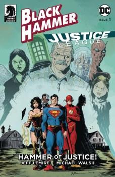 Black Hammer Justice League #1 (of 5) Cvr D Lemire