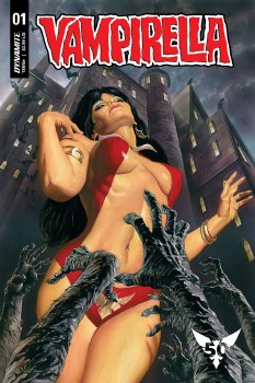 Vampirella #1 Cvr B Ross