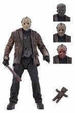 Freddy Vs Jason Jason Vorhees Ultimate 7in Scale Action Figure