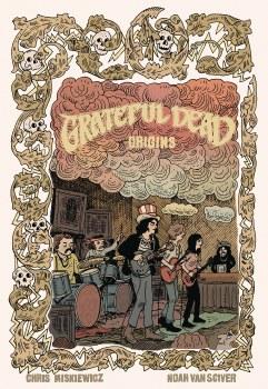 Grateful Dead Origins GN VOL 0