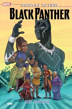 Marvel Action Black Panther TP Book 02 Rise Together