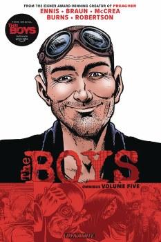 Boys Omnibus TP VOL 05 (Mr)