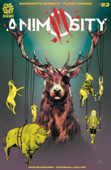 Animosity #23 (Mr)