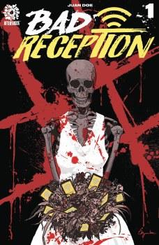 Bad Reception #1 10 Copy Azaceta Incv Cvr
