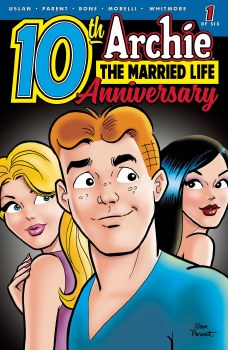 Archie Married Life 10 Years Later #1 Cvr A Parent