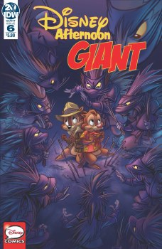 Disney Afternoon Giant #6 (C: