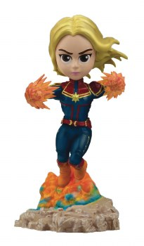 Avengers Endgame Mea-011 Captain Marvel Px Figure