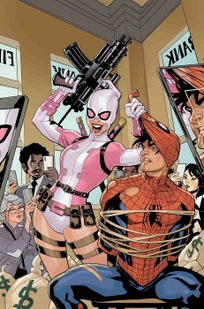 Gwenpool Strikes Back #1 (of 5