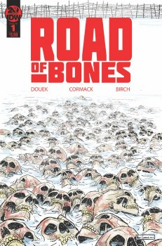 Road of Bones #1 (of 4) 2nd Ptg