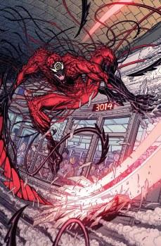 Absolute Carnage #1 (of 5) Bradshaw Var