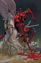 Absolute Carnage Vs Deadpool #1 (of 3) Ferry Var