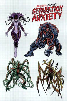 Absolute Carnage Separation Anxiety #1 Level Design Var