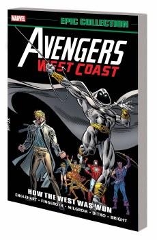 Avengers West Coast Epic Colle