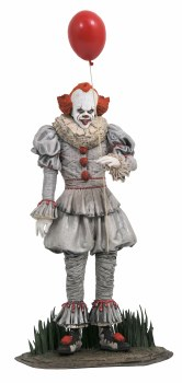 It Chapter 2 Gallery Pennywise Pvc Figure