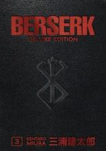 Berserk Deluxe Edition HC VOL