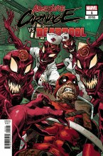 Absolute Carnage Vs Deadpool #1 (of 3) Panosian Var