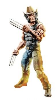 Marvel Legends 6in Variant Logan Action Figure