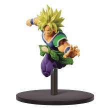 Dragon Ball Super Match Makers Super Saiyan Broly Figure