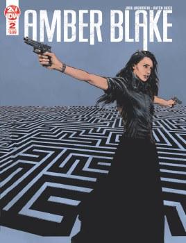 Amber Blake #2 2nd Ptg