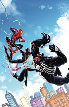 Marvel Action Spider-Man #10 Cover a