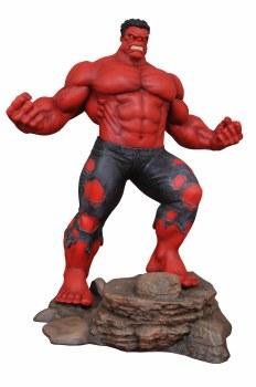 Marvel Gallery Red Hulk Pvc Figure