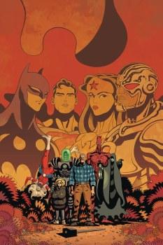 Black Hammer Justice League #3 (of 5) Cvr D Moore