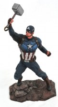 Marvel Gallery Avengers Endgame Captain America Pvc Figure