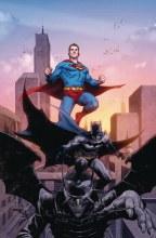 Batman Superman #2 Card Stock Var
