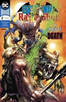 Batman Vs Ras Al Ghul #2 (of 6