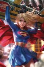 Supergirl #34 Card Stock Var E