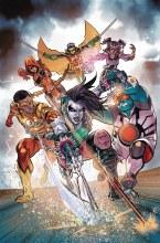 Teen Titans #34 Yotv