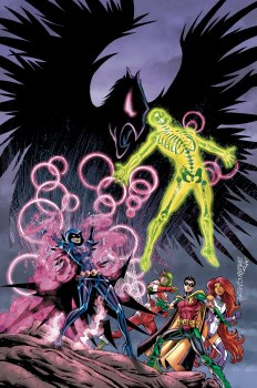 Titans Burning Rage #2 (of 7)