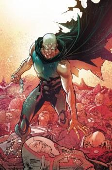 Lex Luthor Year of the Villain #1