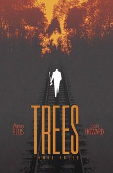 Trees Three Fates #1 (of 5) (M