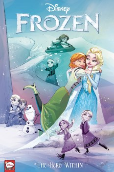 Disney Frozen Hero Within TP (