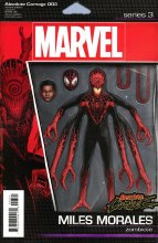 Absolute Carnage #3 (of 5) Christopher Action Figure Var