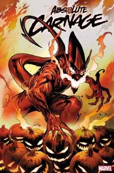 Absolute Carnage #3 (of 5) Land Codex Var