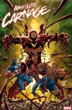 Absolute Carnage #3 (of 5) Ron Lim Var