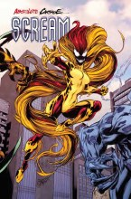 Absolute Carnage Scream #2 (of 3) Bagley Connecting Var