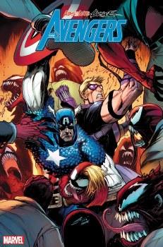Absolute Carnage Avengers #1 Sandoval Codex Var