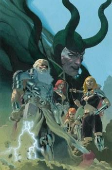 King Thor #1 Poster