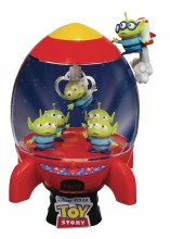 Toy Story Ds-031 Aliens Rocket D-Stage Deluxe Px Statue